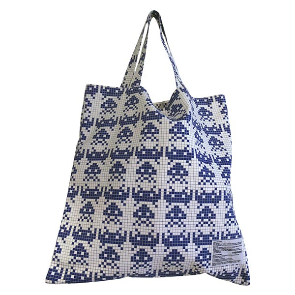 SPACE INVADERS SIMPLE TOTE