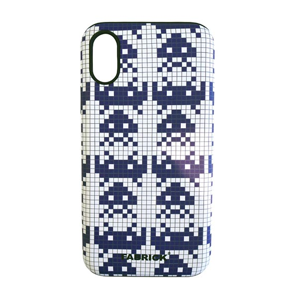 SPACE INVADERS iPhone CASE for X/XR